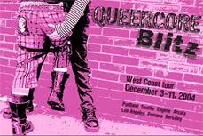 Queercore-Blitz: American queerpunk