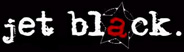 Logo jet black, Bremer Punk Band